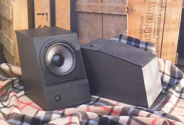 Acoustic Research M1 Yaeger Audio